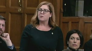 MP Tracey Ramsey