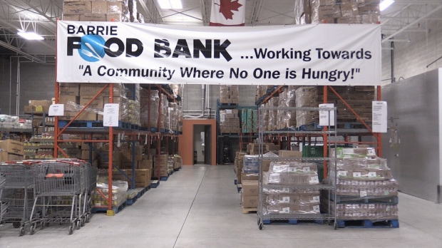 Guelph St Food Bank Kitchener