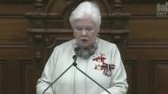 CTV Windsor: Throne speech reaction