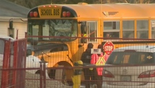 Stock Transportation has hired security guards for 15 Halifax-area schools to monitor students who arrive before teachers.