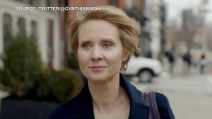 CTV News Channel: Cynthia Nixon runs for N.Y. Gov.