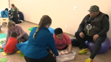 Program for Indigenous children with disabilities