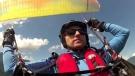 C.J. Wilkins - paragliding accident