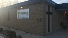 The Gathering Church has a new location in Windsor at the former Knights of Columbus building in South Windsor on Northwood. (Rich Garton / CTV Windsor)