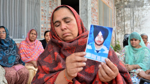 Indian abducted by IS in 2015 killed: Sushma Swaraj