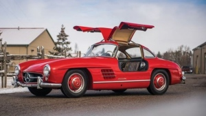 1957 Mercedes-Benz 300SL 'Gullwing' (RM Sotherby's)