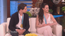 Scott Moir and Tessa Virtue will appear on The Ellen Degeneres Show in an episode airing March 20.
