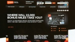 Do you collect Aeroplan miles?