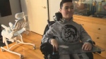 Sammy Cavallaro and his family are asking the federal government for help paying for medication to treat his spinal muscular atrophy, a genetic disease that can lead to paralysis or death.