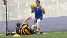 Sport Star: Winnipeg Wasps rugby