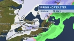 CTV Atlantic: Nor'easter eying the Maritimes