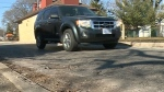 CTV Windsor: CAA worst roads