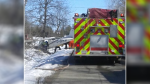 A pilot suffered serious injuries after a single engine plane crash in Edwardsburgh Township on Tuesday, Mar. 20, 2018.