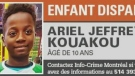 Ariel Kouakou: Day 8 of searches