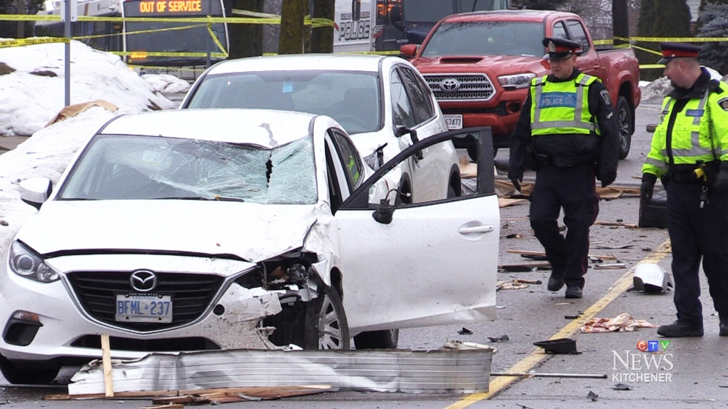 Pedestrian speaks out on recovery after 2017 crash | CTV News Kitchener