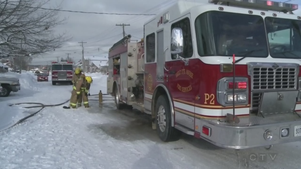 Sudbury Gas Prices >> Replenishing firefighters in Sault Ste. Marie | CTV News ...