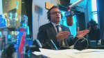 Mammoliti announcement on local radio