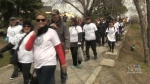 Sudbury's Hike for Hospice event