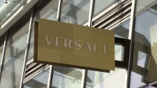 The once unassuming Alberni Street is filled with luxury brands including Rolex, Versace, Yves St. Laurent and De Beers.