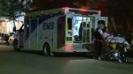 Alberta Health Services - paramedic crew