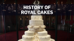 A history of royal wedding cakes