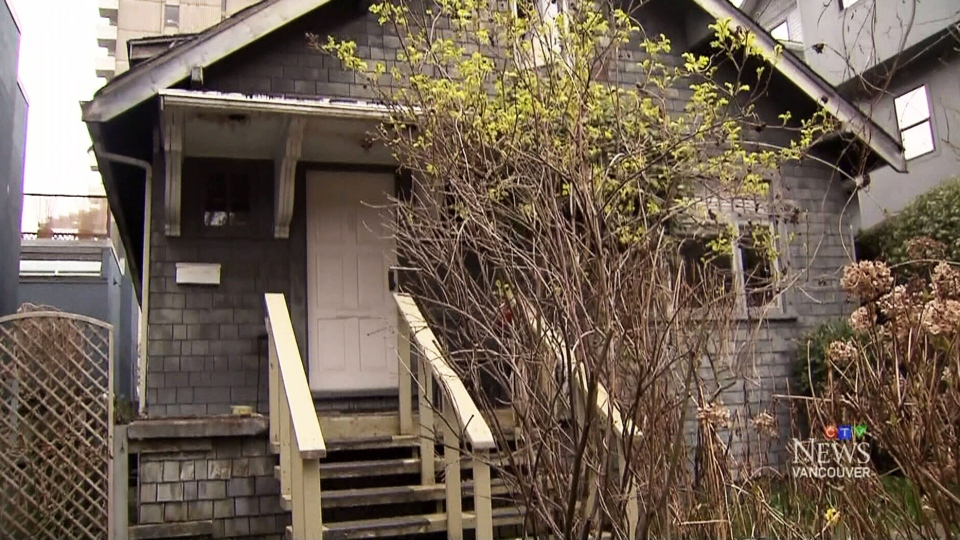 Rundown Vancouver house listed at $6.96M
