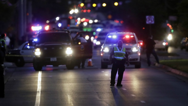 Fifth package bomb reported in Texas