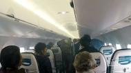 Smoke forces WestJet passengers to evacuate