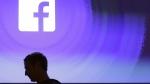 Facebook CEO Mark Zuckerberg at the company's headquarters in Menlo Park, Calif., on April 4, 2013. (Marcio Jose Sanchez / AP)
