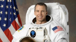 "Andrew ""Drew"" Fuetsel is seen in this undated image released by NASA."
