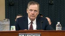 LIVE1: U.S. Trade Representative Lighthizer speaks