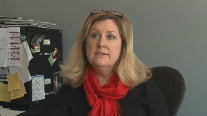 Krista Ross, CEO of the Fredericton Chamber of Commerce, says business groups would like the New Brunswick government to lift its moratorium on fracking.