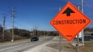 The closure will stretch about three kilometers from Ottawa Street and Trussler Road to Fischer-Hallman Road.