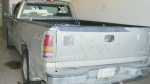 Photos of truck suspected in hit-and-run released