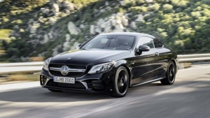 Refreshed 2019 Mercedes-Benz C-Class Coupe (Mercedes-Benz)
