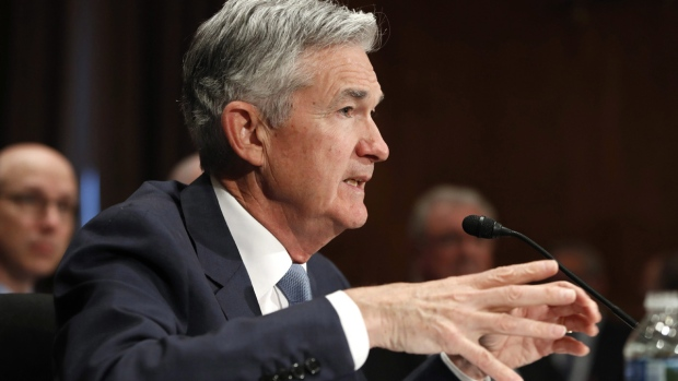 U.S. Federal Reserve Chairman Jerome Powell