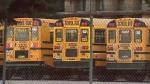First Student bus driver strike in Durham Region
