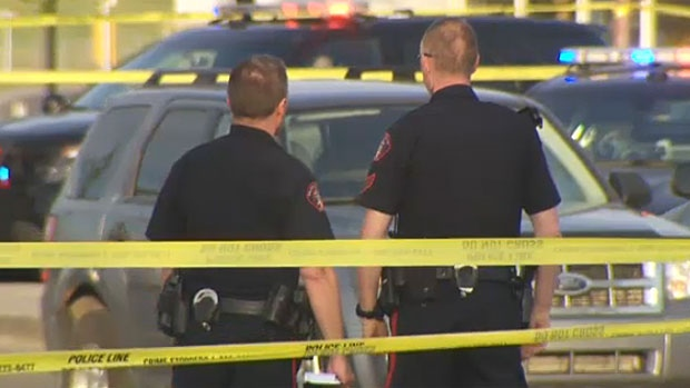 Calgary police investigate a double murder that took place in May 2017 in a Superstore parking lot.