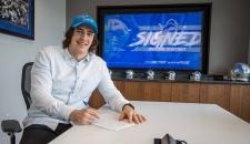 LaSalle's Luke Willson inks a one-year deal with the Detroit Lions. (Twitter / Luke Willson)