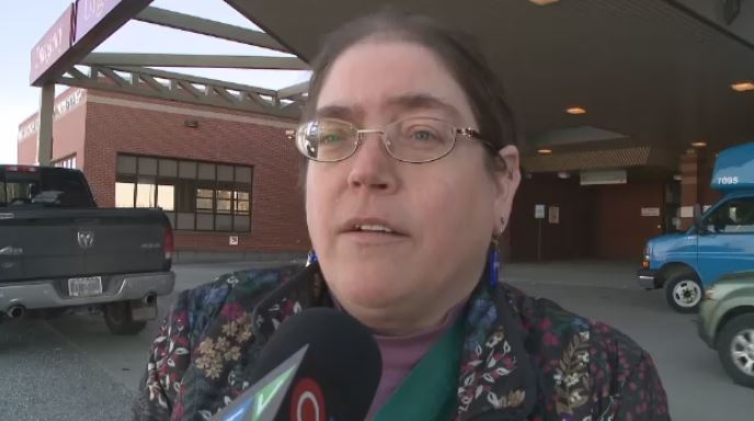 Dr. Margaret Fraser, an emergency room physician, is sounding the alarm on the lack of resources at the Cape Breton Regional Hospital.