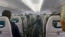 Emergency declared after smoke fills plane