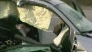 High-speed crash closes Fraser Highway