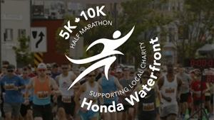 Barrie Waterfront Half-Marathon