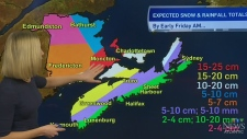 CTV Atlantic: Alyse Hand's forecast for March 21