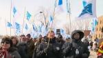 CTV Montreal: Nurses protest