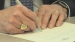 2 northern post-secondary schools reach agreement