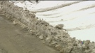 River Heights windrow woes
