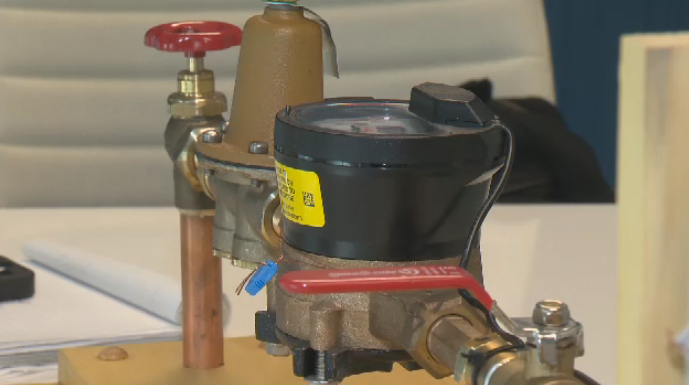 New smart meters being rolled out by Halifax Water may be just a bit too smart for some homeowners