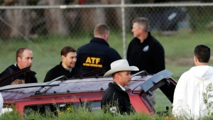 CTV National News: Bomber dies in Austin, Texas