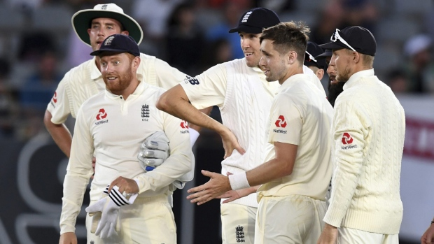 NZ win toss, to field against England in first test